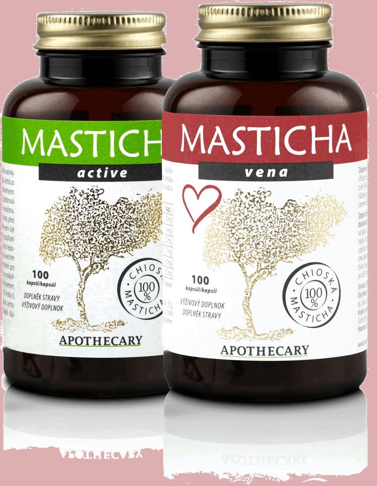 Masticha Vena + Masticha Active