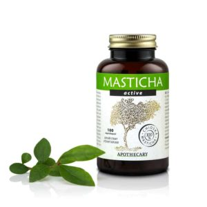 Masticha Active, prírodný výživový doplnok