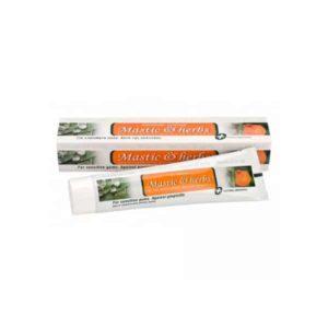 Mastichová zubná pasta - mandarinka