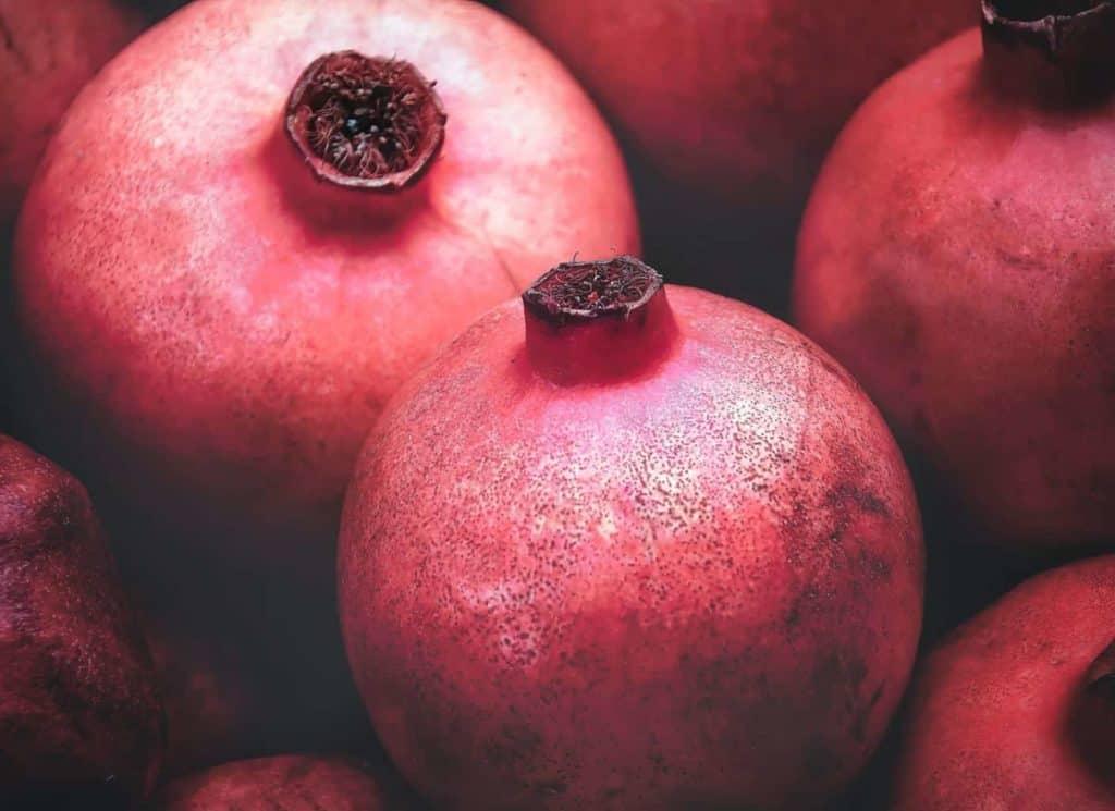 Extrakt z granátového jablka - prírodné antibiotikum