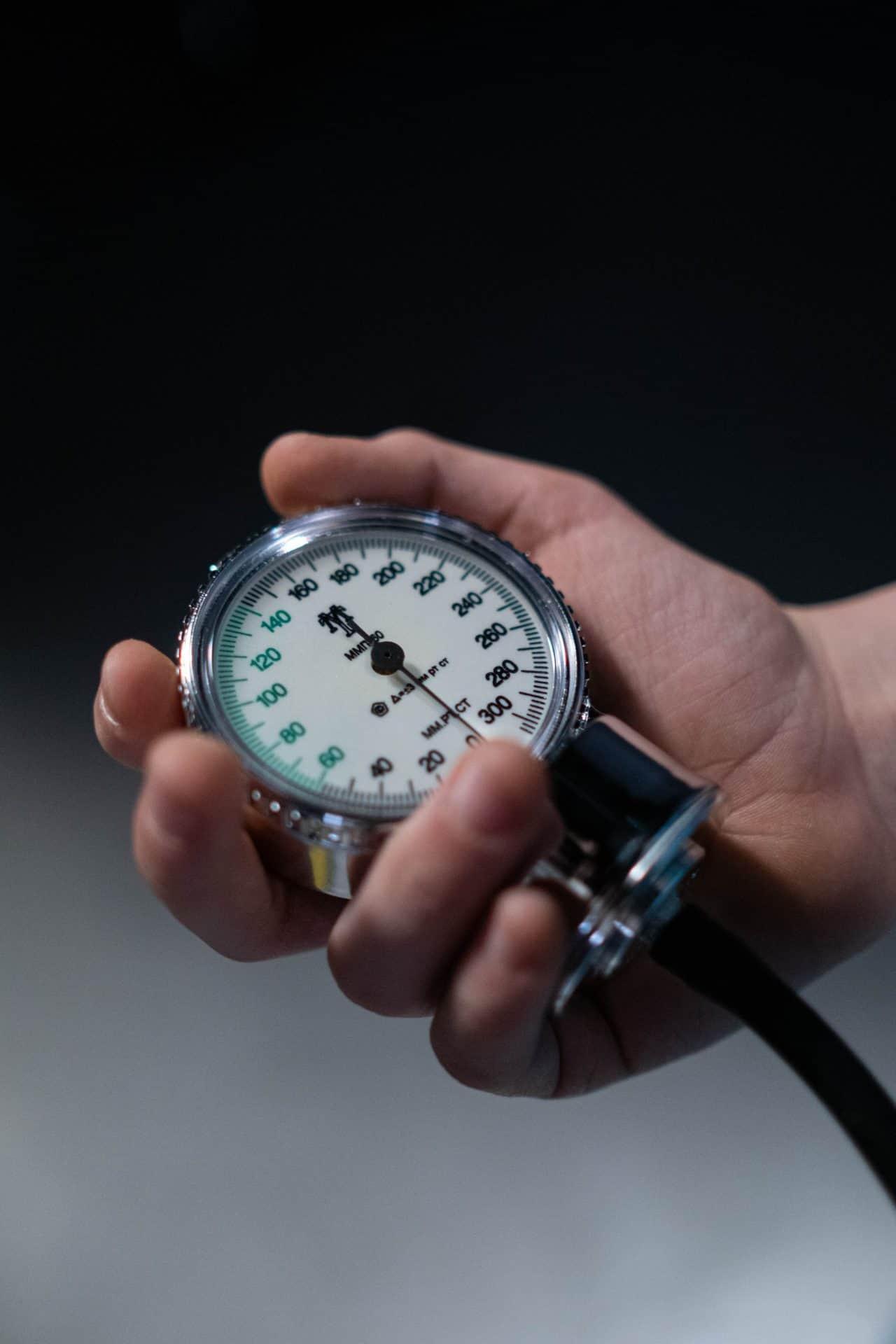 Krvný tlak - meranie
