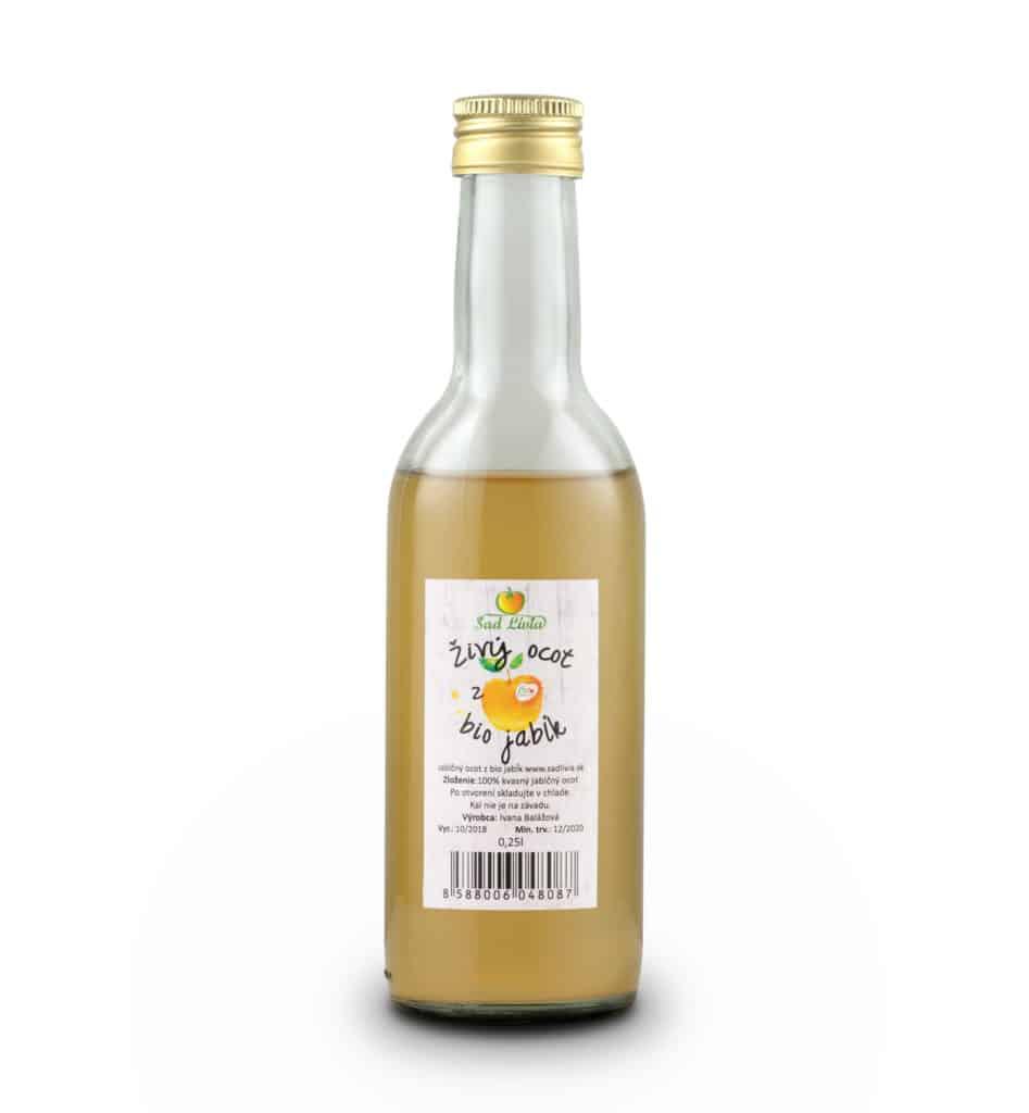 Bio jablčný ocot - Sad Lívia