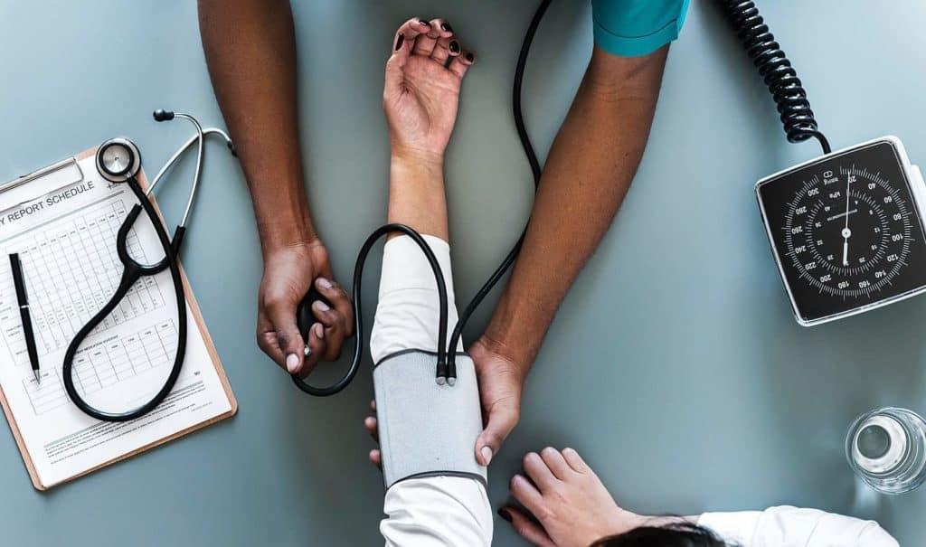 Krvný tlak monitoring