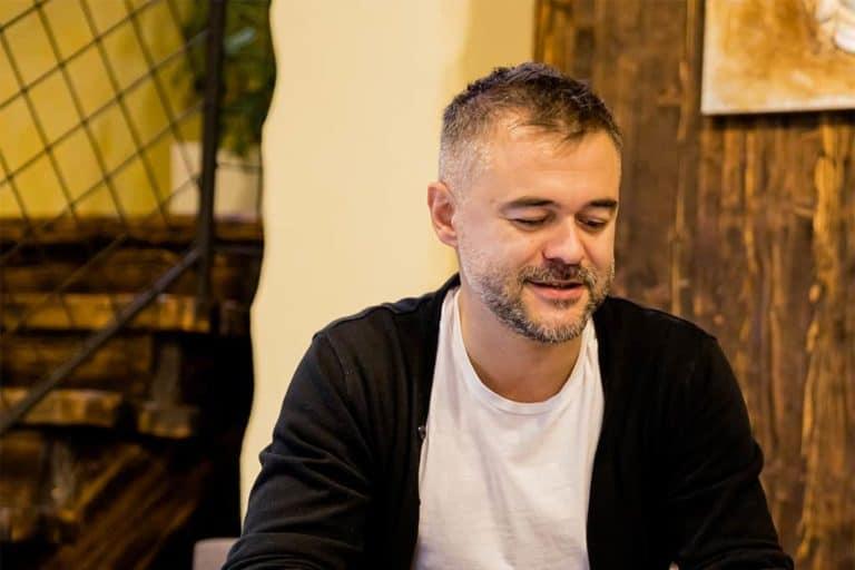Pavol Bojda - konateľ spoločnosti Mastichaterapia