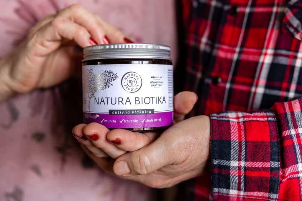 Natura Biotika v rukách klienta